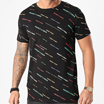 Project X - Tee Shirt 2010126 Noir