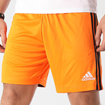 Adidas Performance - Short Jogging A Bandes Juventus FN1017 Orange