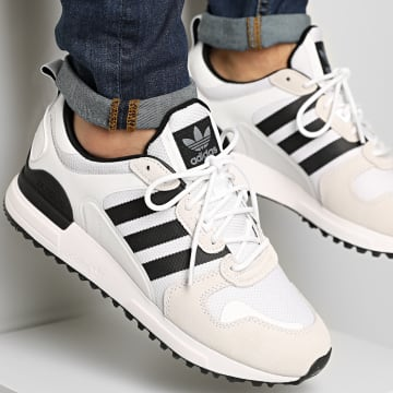 Adidas Originals - Baskets ZX 700 HD FY1103 Footwear White Core Black