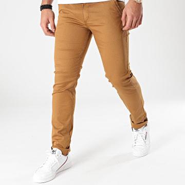 Black Needle - Pantalon Chino 1013 Camel