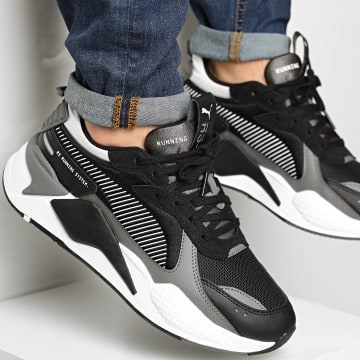 Puma - Baskets RS-X Mix 380462 Puma Black Castlerock