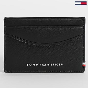 Tommy Hilfiger - Porte-cartes Business Mini 6510 Noir