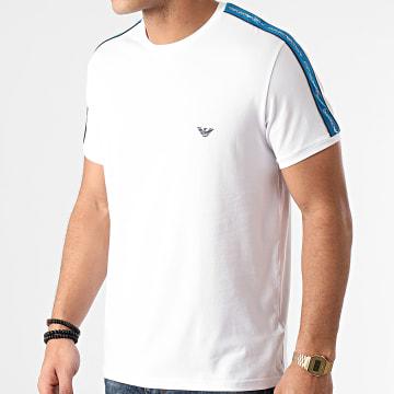 Emporio Armani - Tee Shirt A Bandes 111890-1P717 Blanc