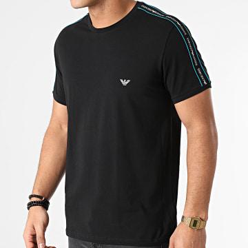 Emporio Armani - Tee Shirt A Bandes 111890-1P717 Noir