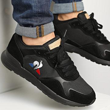 Le Coq Sportif - Baskets Omega Y 2110037 Triple Black