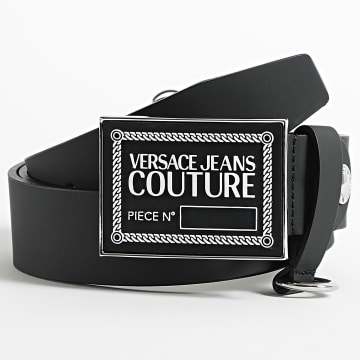 Versace Jeans Couture - Ceinture Linea Cinture D8YWAF21 Noir