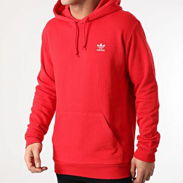 Adidas Originals - Sweat Capuche Essential GN3389 Rouge