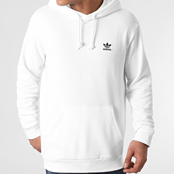 Adidas Originals - Sweat Capuche Essential GP0931 Ecru