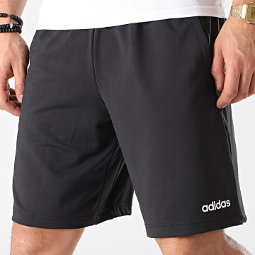 adidas - Short Jogging D2M 3 Stripes FL0335 Noir
