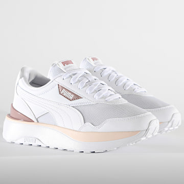 Puma - Baskets Femme Cruise Rider 374865 Puma White Cloud Pink