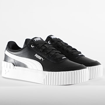 Puma - Baskets Femme Carina Lift 373031 Puma Black Puma White