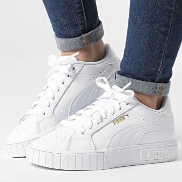 Puma - Baskets Femme Cali Star 380176 Puma White