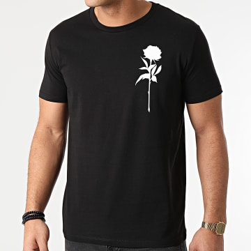Luxury Lovers - Tee Shirt Chest Noir