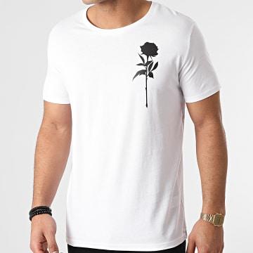 Luxury Lovers - Tee Shirt Chest Blanc