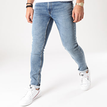 Only And Sons - Jean Slim Loom Life Bleu Denim