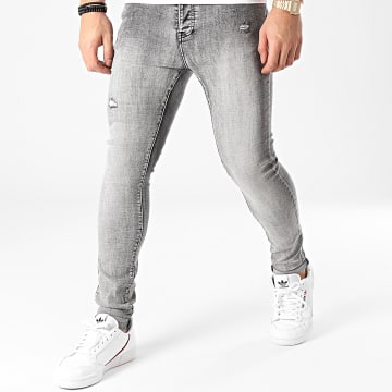 Sixth June - Jean Skinny 21915 Gris Chiné