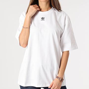 Adidas Originals - Tee Shirt Femme H45578 Blanc
