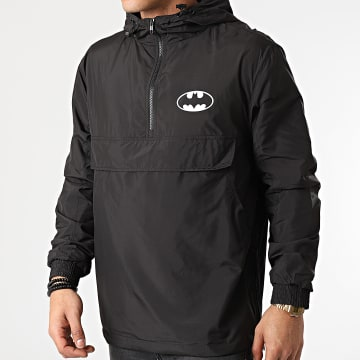 DC Comics - Coupe-Vent Back Logo Noir