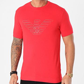 Emporio Armani - Tee Shirt 3K1TCA-1J11Z Rouge