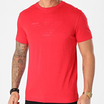 Emporio Armani - Tee Shirt 3K1TE6-1JSHZ Rouge