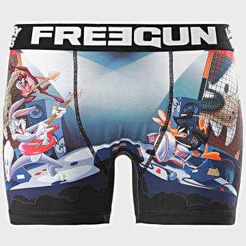 Freegun - Boxer Looney Tunes Bleu