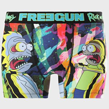 Freegun - Boxer Rick And Morty Noir