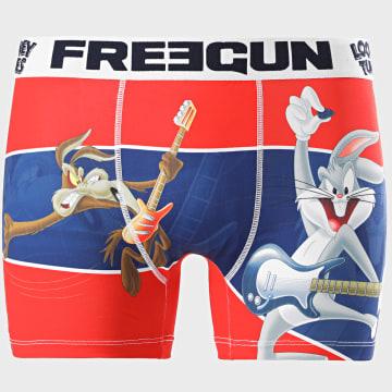 Freegun - Boxer Bugs Bunny Rouge Bleu