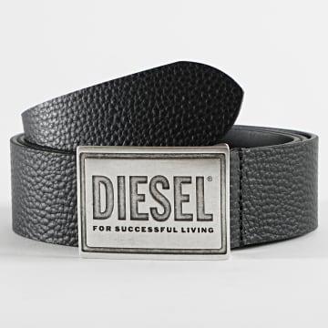 Diesel - Ceinture X07763-PR013 Noir