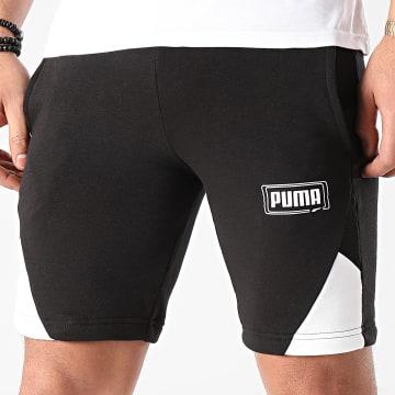 Puma - Short Jogging Rebel 585749 Noir
