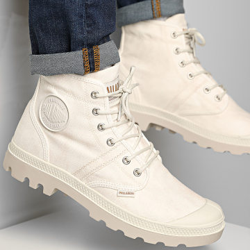 Palladium - Boots Pallabrousse Baggy 75535 Marshmallow
