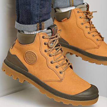 Palladium - Boots Sportcuff Outsider II Waterproof 06847 Amber Gold