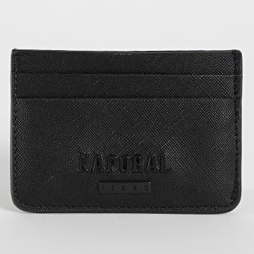 Kaporal - Porte-cartes Clemo Noir