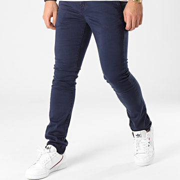 Redskins - Pantalon Chino Hello Tall Bleu Marine