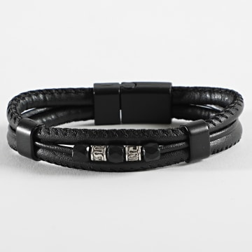 Black Needle - Bracelet BBN-322 Noir