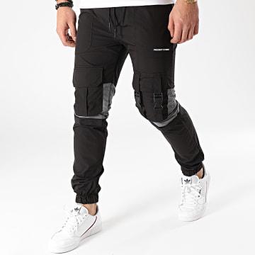 Project X - Jogger Pant 2040102 Noir Gris