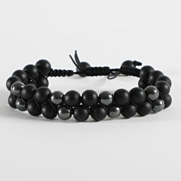 Black Needle - Bracelet BBN-340 Noir