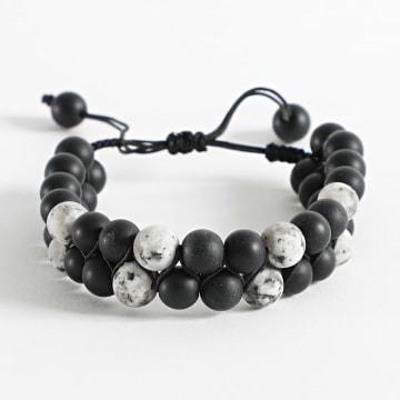 Black Needle - Bracelet BBN-333 Noir