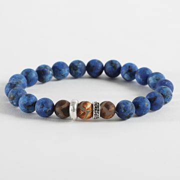 Black Needle - Bracelet BBN-356 Bleu