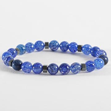 Black Needle - Bracelet BBN-358 Bleu Roi