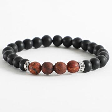 Black Needle - Bracelet BBN-370 Noir