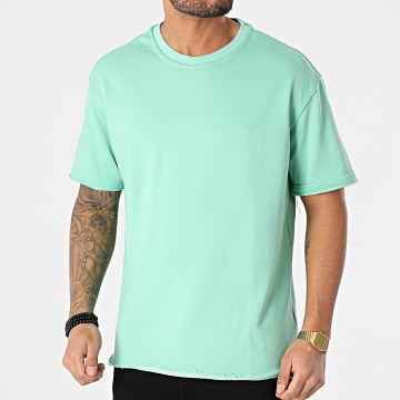 Frilivin - Tee Shirt Oversize BM1146 Vert