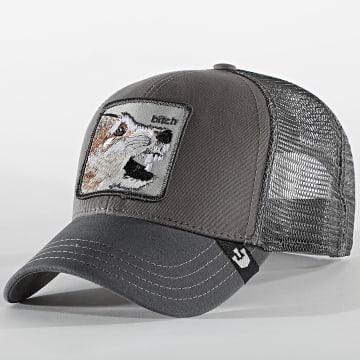 Goorin Bros - Casquette Trucker Bitch Gris