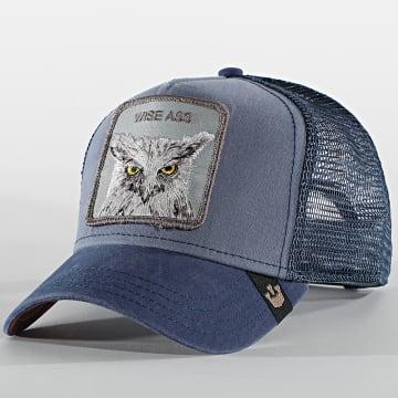 Goorin Bros - Casquette Trucker Wise Ass Bleu Marine