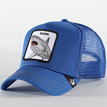 Goorin Bros - Casquette Trucker Shark Bleu Roi