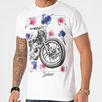 Deeluxe - Tee Shirt Refind Blanc