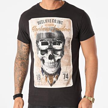 Deeluxe - Tee Shirt Clem Gris Anthracite