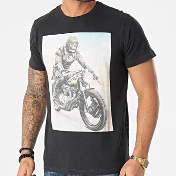 Deeluxe - Tee Shirt Ringo Noir