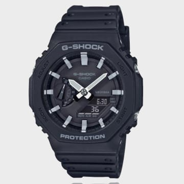 Casio - Montre G-Shock GA-2100-1AER Noir