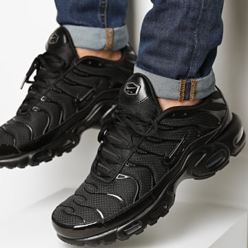 Nike - Baskets Air Max Plus 604133 Black