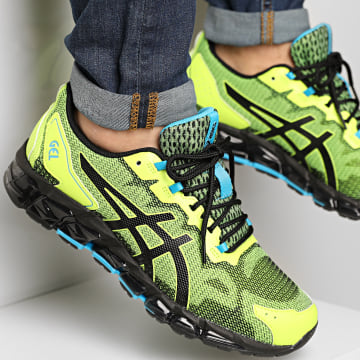 Asics - Baskets Gel Quantum 360 6 1201A062 Hazard Green Black